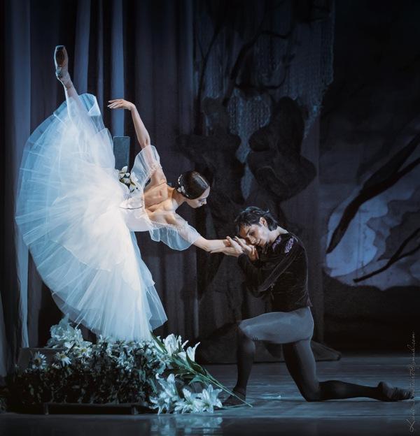балет, Жизель, опера в декабре, Киев
