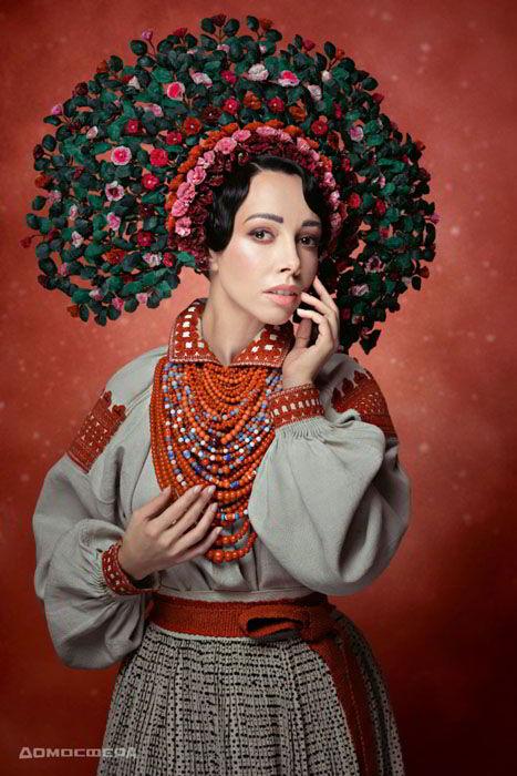 Екатерина Кухар, календарь 2019, Новый год, проект Щирі. Свята