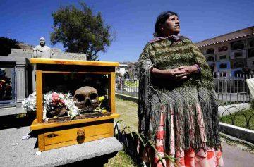 фишки дня, Натитас, день черепов Боливия