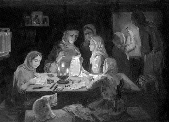 Янка Киевская, монастырь, школа для девочек