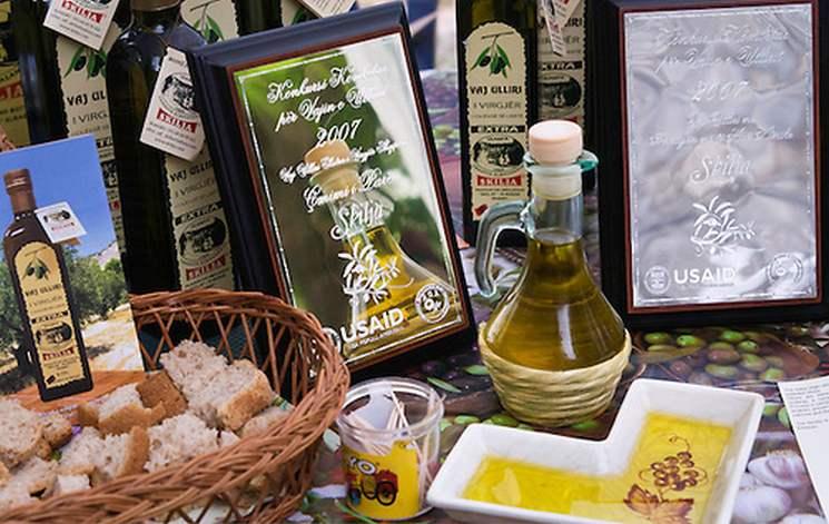 фишки дня - 9 ноября, фестиваль оливок Баэна