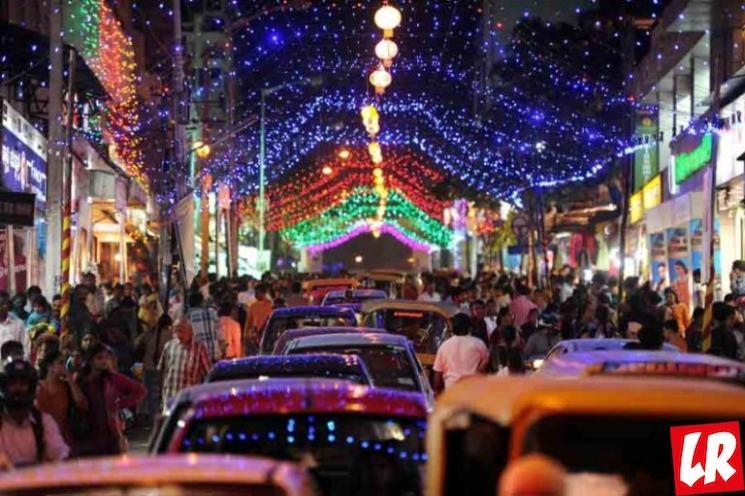 фишки дня - 7 ноября, Дивали, фестиваль огней Индия
