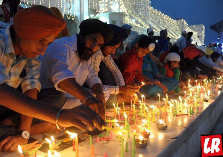 фишки дня - 7 ноября, Дивали