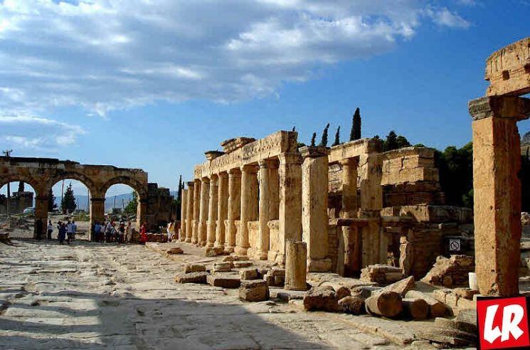 фишки дня - 27 ноября, Иераполис, апостол Филипп