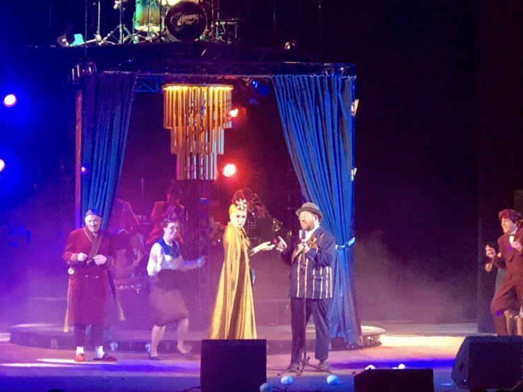 меламуд, Ольга Сумская, премьера, Киев, выступление, серенада солнечной долины