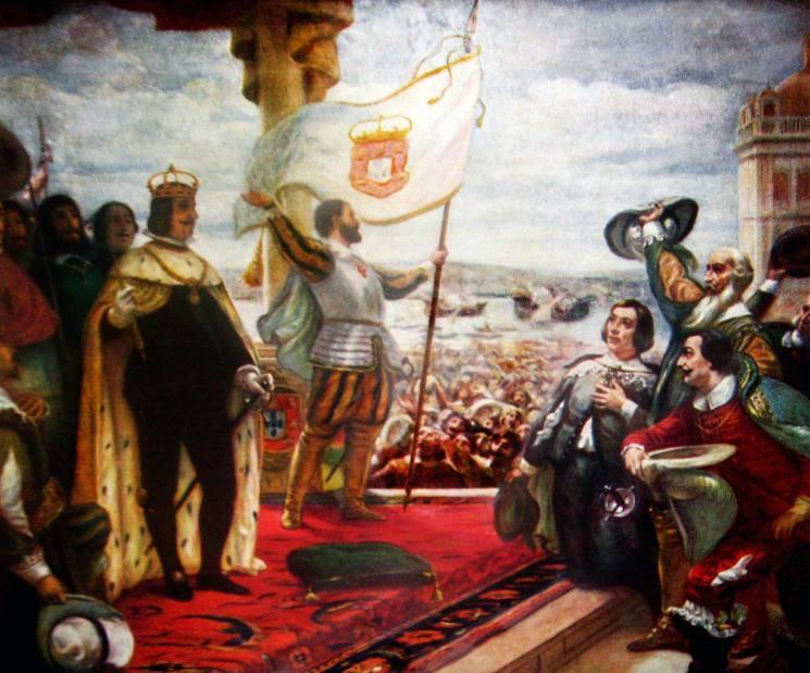 фишки дня - 1 декабря, день независимости Португалии