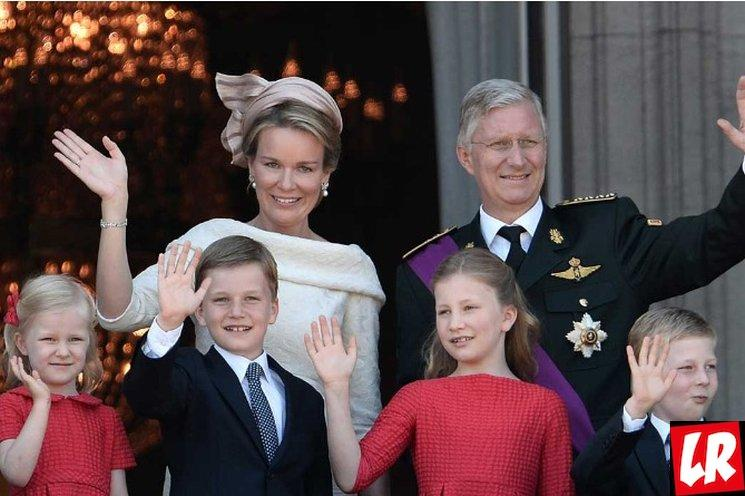 фишки дня - 15 ноября, день короля Бельгия
