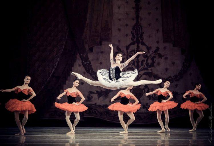 пахита, балет