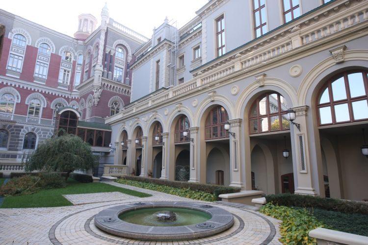 Нацбанк, здание, Киев, Институтская, дом денег