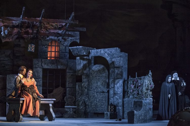 Риголетто, опера в декабре 2018, Киев