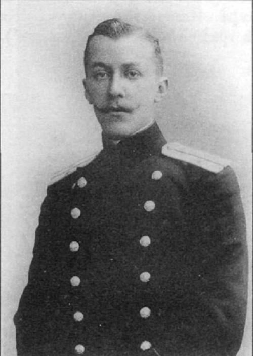 Лазарев, Михаил Лазарев, адмирал, фотография