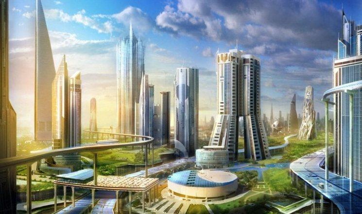 фишки дня - 8 ноября, День урбанизма, город Неом