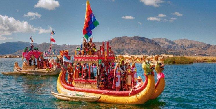фишки дня - 5 ноября, день Пуно, праздники Перу