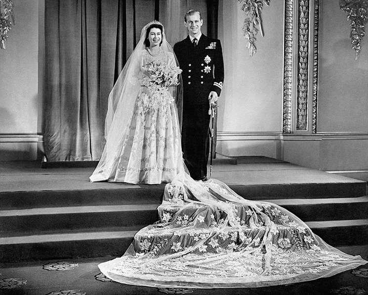фишки дня - 20 ноября, день свадьбы английской королевы, свадьба Елизаветы II