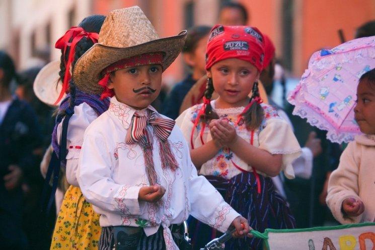 фишки дня - 20 ноября, день революции в Мексике