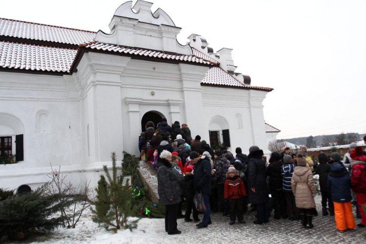 Фестиваль Святого Николая, Святой Николай чигирин резеденция подарки празник дети
