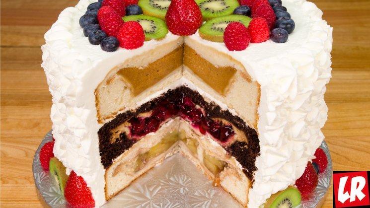 """фишки дня - 26 ноября, Деньторта США, торт """"Cherpumple"""""""