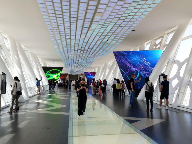 Дубай, туризм, Dubai Frame, Рамка
