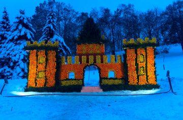 замок, Киев, фестиваль, Цитрусовое королевство