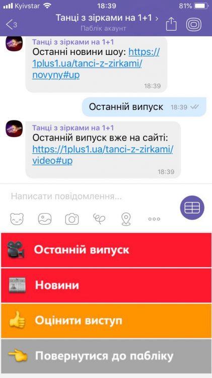 мессенджер, Viber в Украине – ТОП-10 самых популярных сообществ