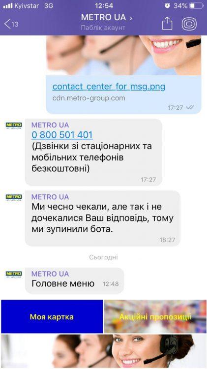 метро, Viber в Украине – ТОП-10 самых популярных сообществ