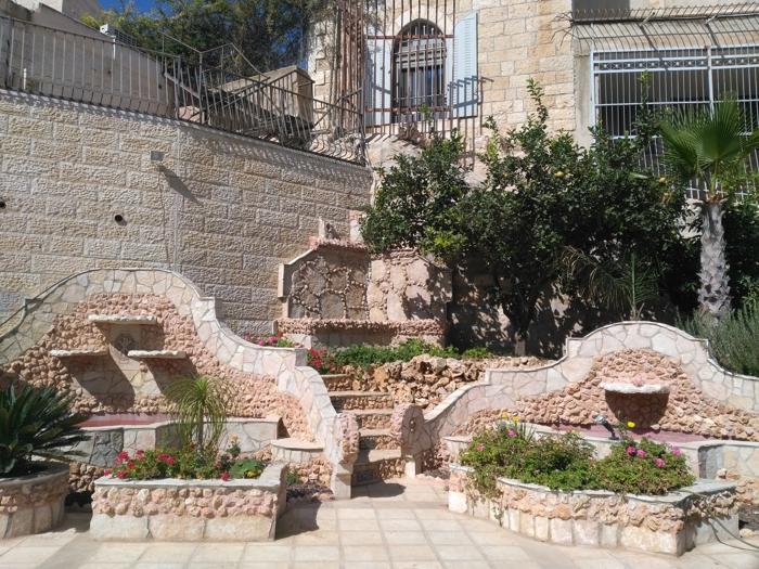 паломническая гостиница в Вифлееме, гостиница для православных в Палестине