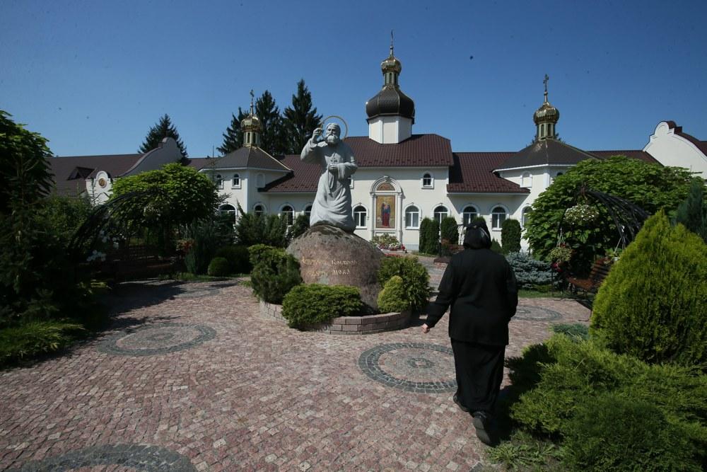 Анастасиевский монастырь в Житомире. Чудеса схимницы и воскресение младенца