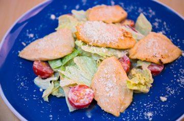 рецепт, салат, Цезарь