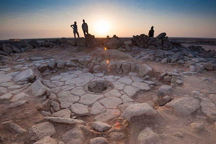 хлебопечение, открытие 2018, археология