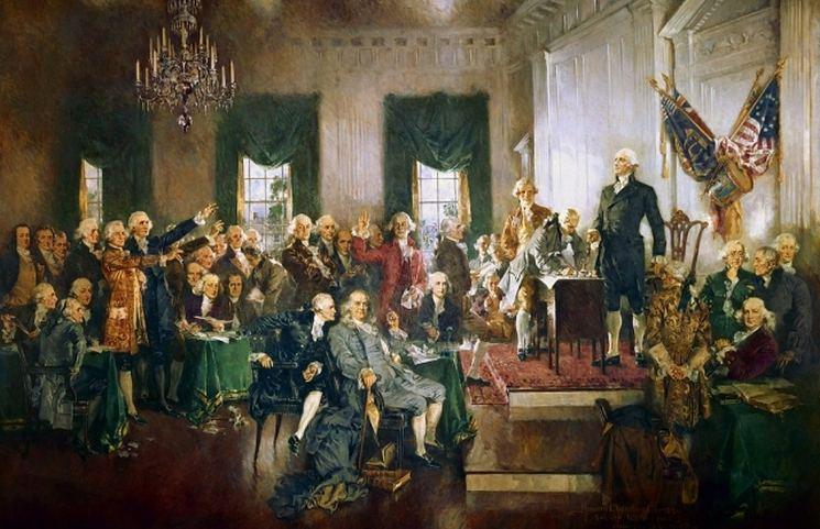 фишки дня - 15 декабря, день билля о правах США