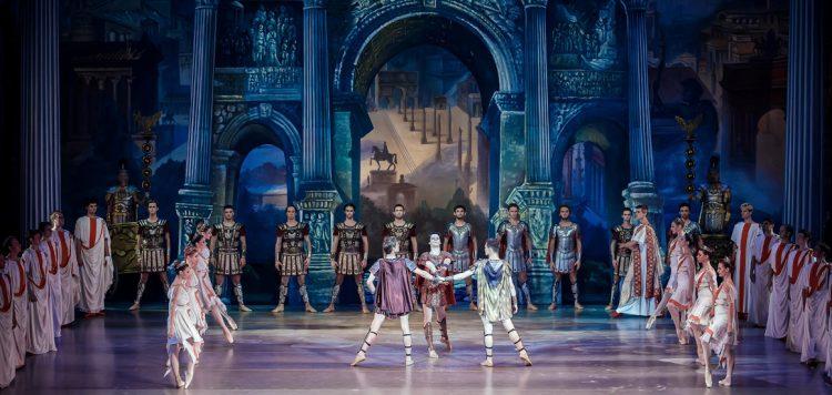 опера Украины в марте 2019, балет, киев, афиша, Цезарь
