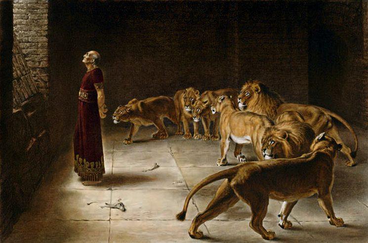 фишки дня - 30 декабря, пророк Даниил