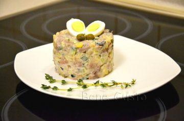 оливье, салат, рецепт
