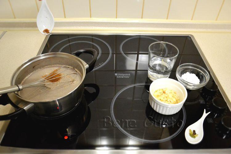 горячий шоколад, рецепт