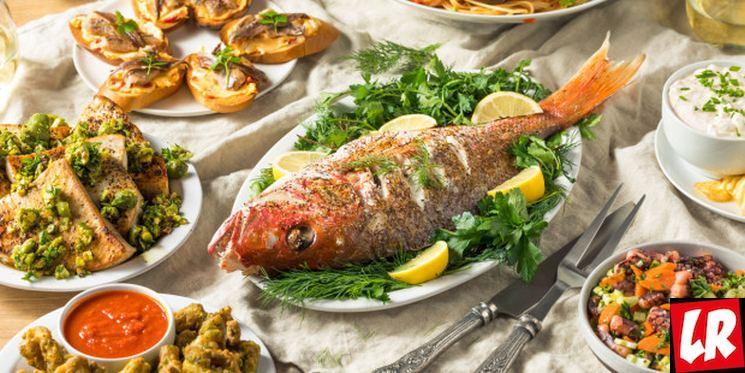 фишки дня - 24 декабря, День семи рыб в Италии