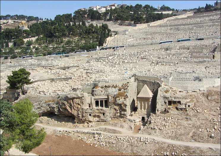 фишки дня - 29 декабря, день памяти пророка Аггея, пророк Аггей, гробницы Иерусалим