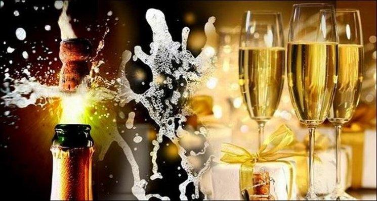 фишки дня - 31 декабря, День шампанского
