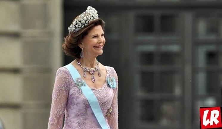 фишки дня - 23 декабря, королева Сильвия, День рождения королевы Швеции