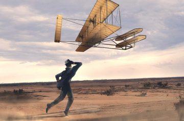 фишки дня, братья Райт, первый полет на самолете