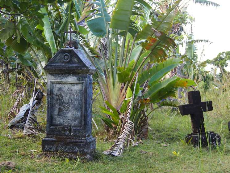 фишки дня - 30 декабря, пиратское кладбище Мадагаскар