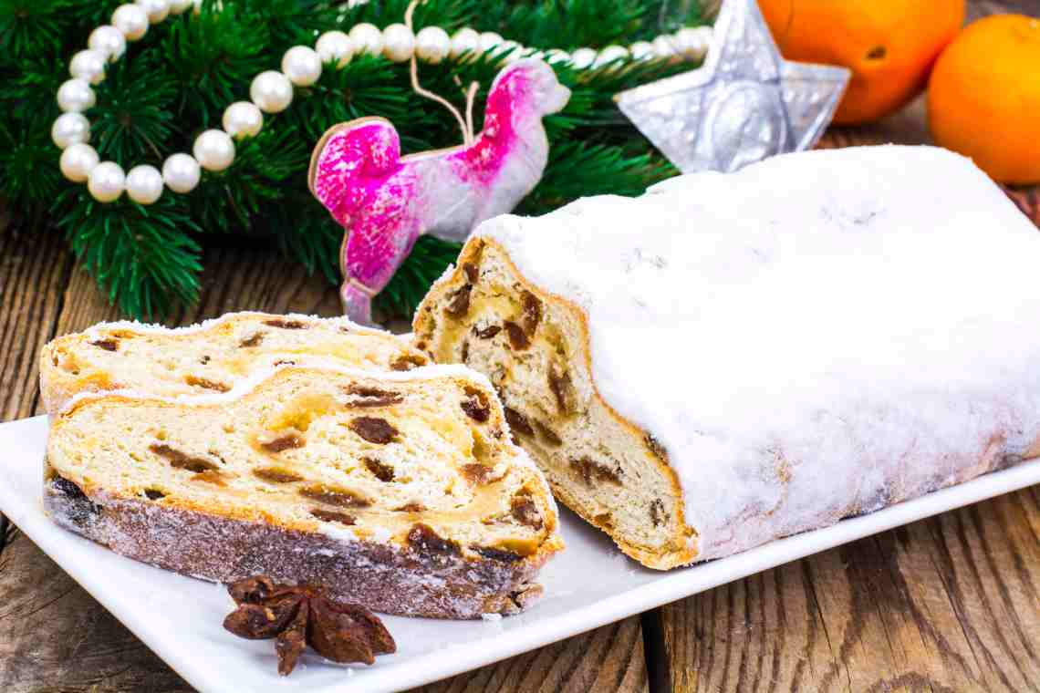Рождественский кекс штоллен – рецепт от судьи шоу «МастерШеф»