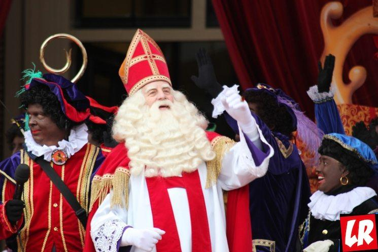 фишки дня - 6 декабря, День рождения Санта-Клауса, Синтерклаас