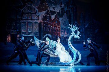 опера в январе 2019, киев, афиша, снежная королева