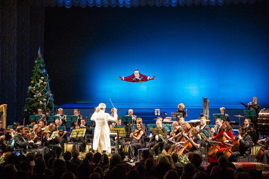 Опера в декабре 2018 – самая полная афиша Киева