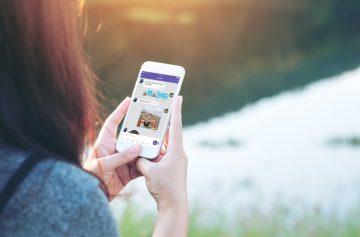 переписка, мессенджер, Viber в Украине – ТОП-10 самых популярных сообществ