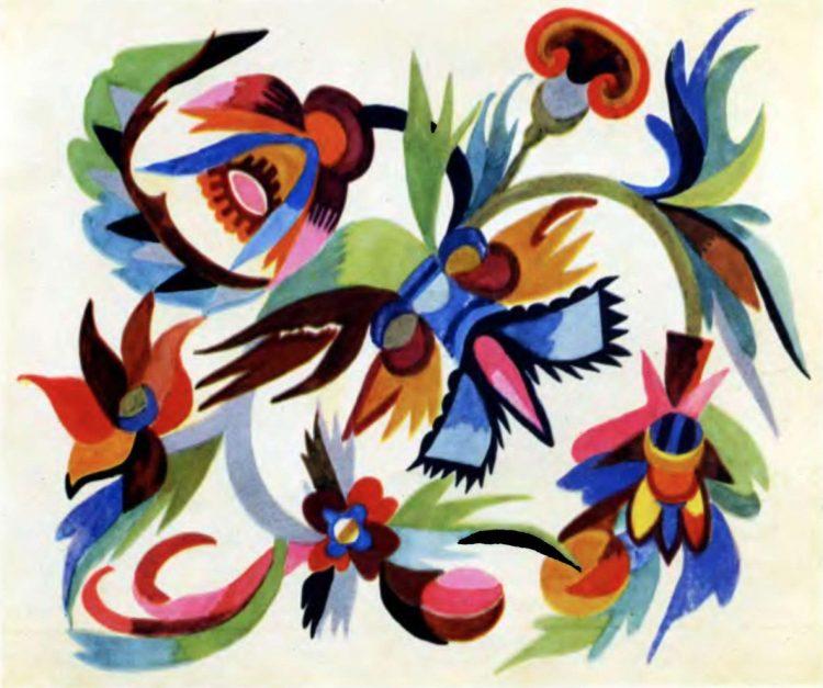 художница, Вихрь, Анна Собачко-Шостак, живопись, Украина, картины,