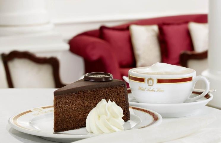 фишки дня - 5 декабря, День торта Захер, торт Захер