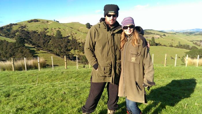 Украинцы в Новой Зеландии