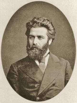 Архип Куинджи, портрет
