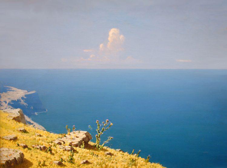 Куинджи, картины, Море._Крым